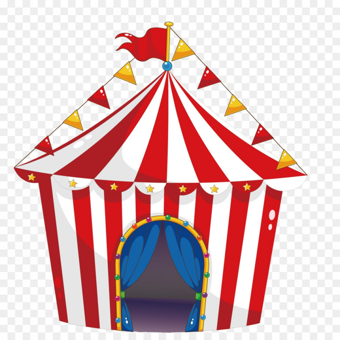 Tent and stars clipart vector black and white download Png Tent Circus Carnival Illustration Vector Circus | SOIDERGI vector black and white download