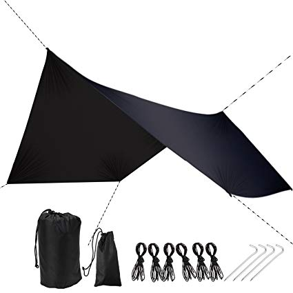 Tent tarp clipart clipart freeuse download Amazon.com : Rain Fly Tarp - by DUTY STRONG - Waterproof ... clipart freeuse download