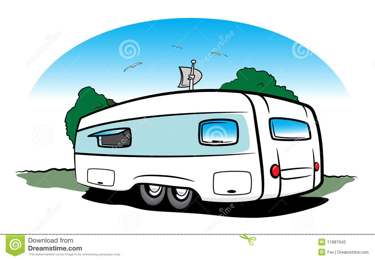 Tent trailer camping on lake clipart banner transparent library Rv Clipart | Free download best Rv Clipart on ClipArtMag.com banner transparent library