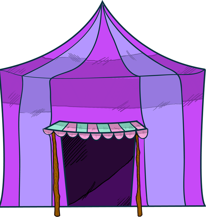 Tent with cross clipart transparent download The Israelites camped for forty years in the wilderness... #tent ... transparent download
