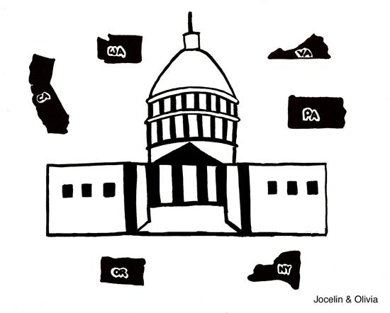 Tenth amendment clipart jpg library download Bill of Rights: The Tenth Amendment jpg library download