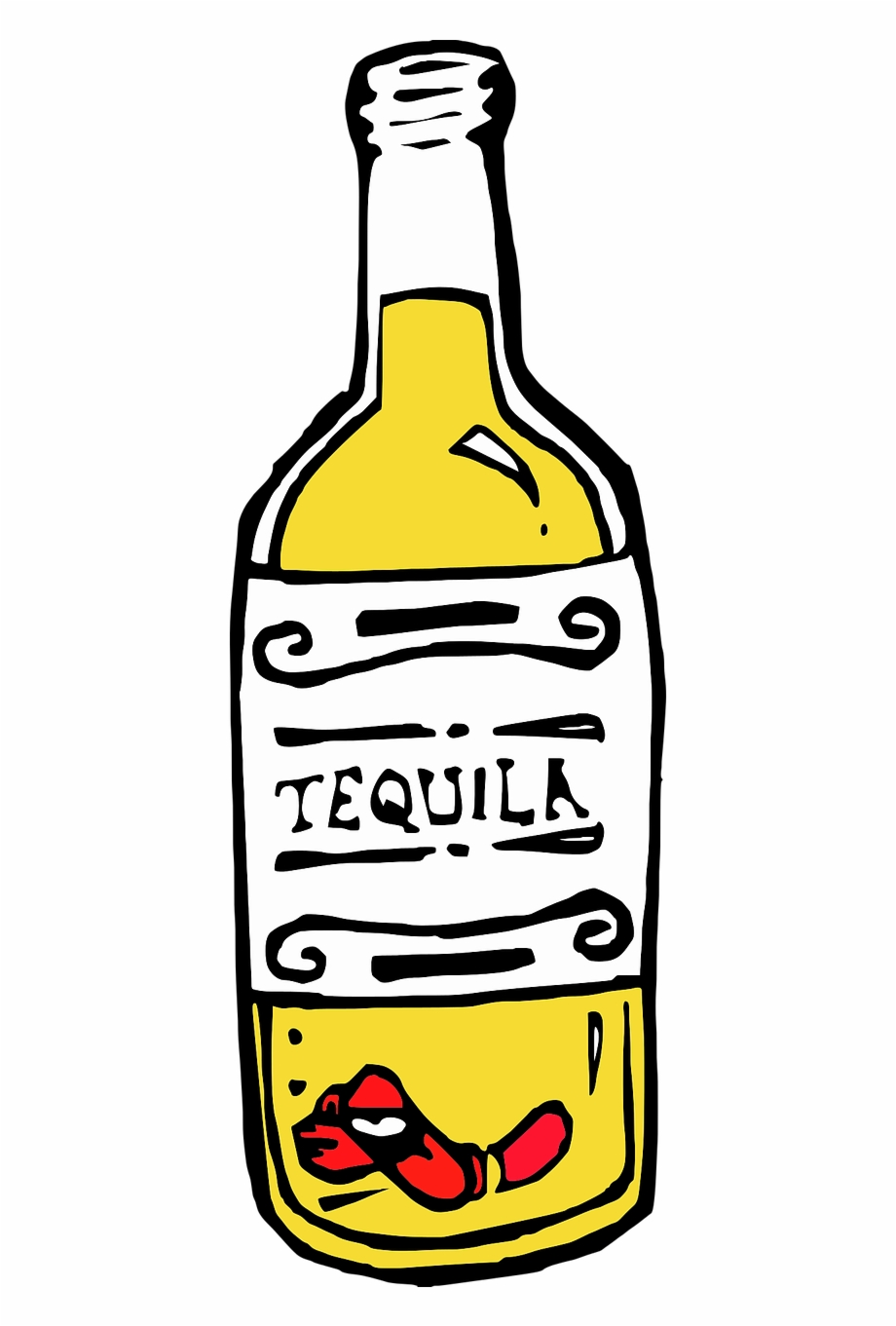 Tequila bottles clipart graphic transparent stock Tequila Drink Alcohol Transparent Png Image - Tequila ... graphic transparent stock