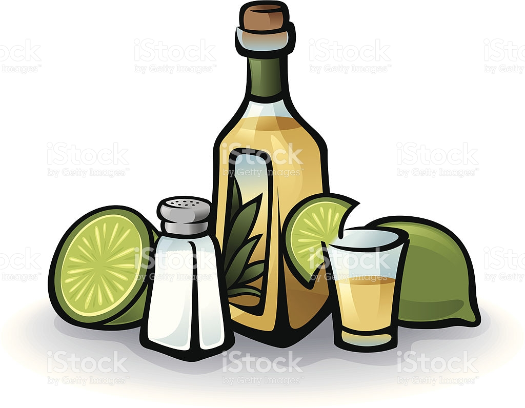 Tequila bottles clipart jpg Tequila Bottle Stock Vector Art 165655623 IStock - Free Clipart jpg