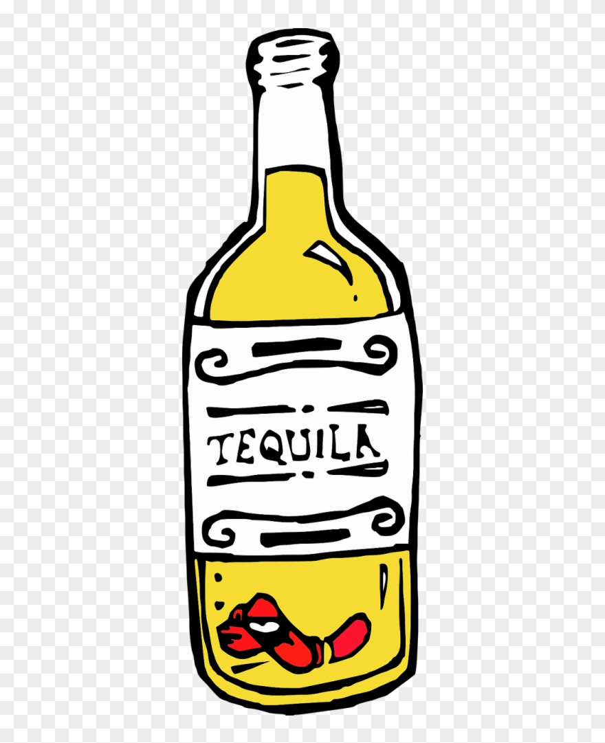 Tequila clipart images svg freeuse download Tequila,drink - Tequila Clipart - Png Download (#795757 ... svg freeuse download