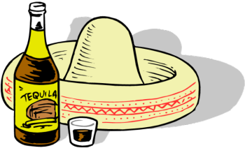 Tequila clipart images vector black and white library Free Tequila Bottle Cliparts, Download Free Clip Art, Free ... vector black and white library