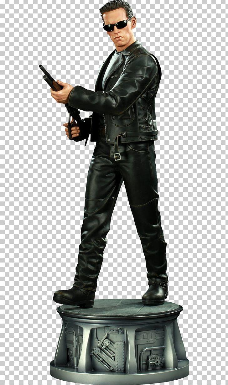 Terminator 2 judgment day clipart svg black and white library Terminator 2: Judgment Day Arnold Schwarzenegger Sideshow ... svg black and white library