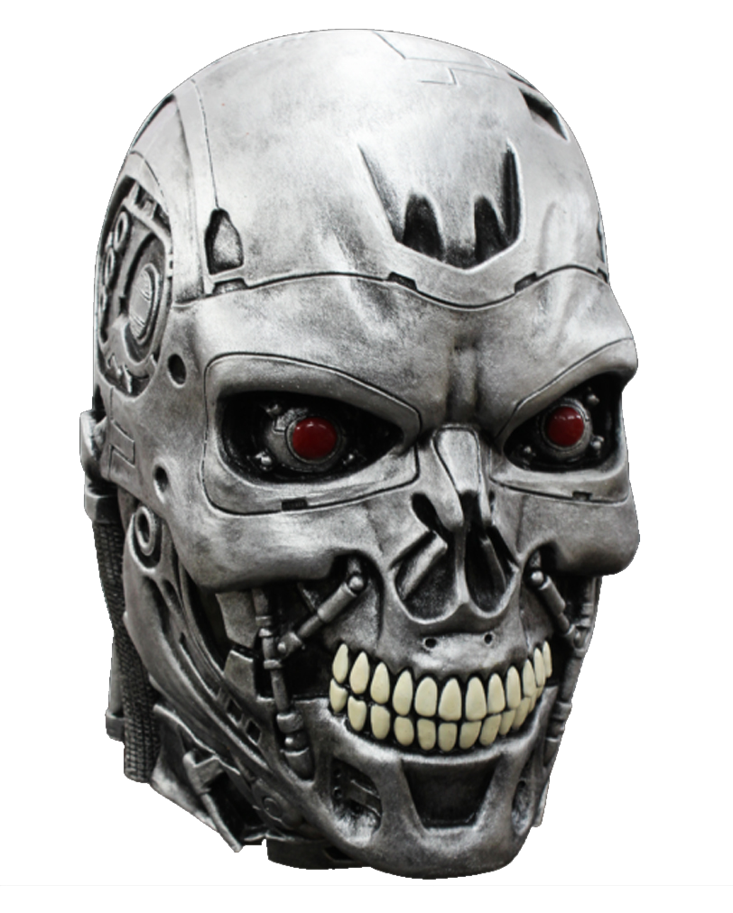 Terminator clipart effects jpg library stock Terminator Skull PNG Image - PurePNG | Free transparent CC0 ... jpg library stock
