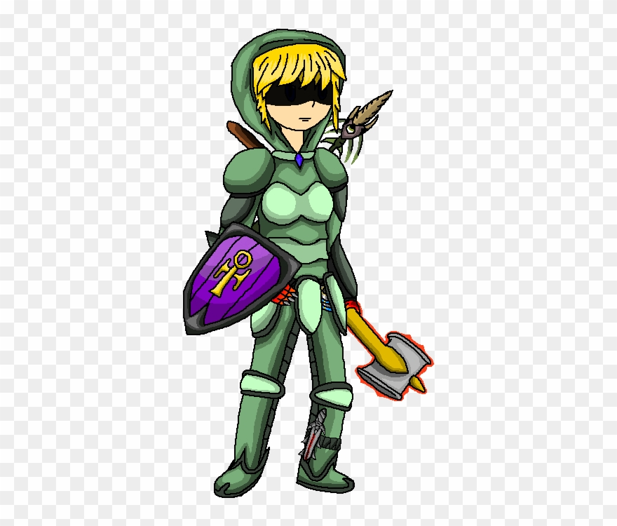 Terraria hq cliparts svg freeuse Drawn Armor Terraria - Cartoon Clipart (#4959360) - PinClipart svg freeuse