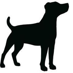 Terrier silhouette clipart png jack russell terrier silhouette - Google Search | Cricut ... png