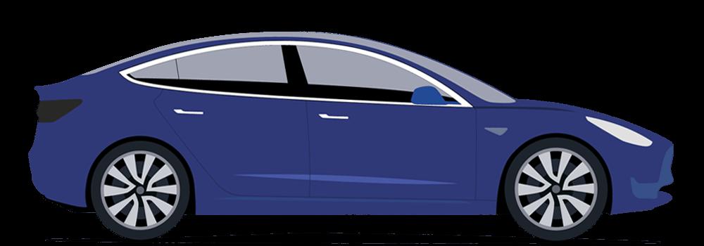 Tesla car clipart clip library A Brief History Of Tesla Motors   Jacit Ltd, Web Design & Digital ... clip library