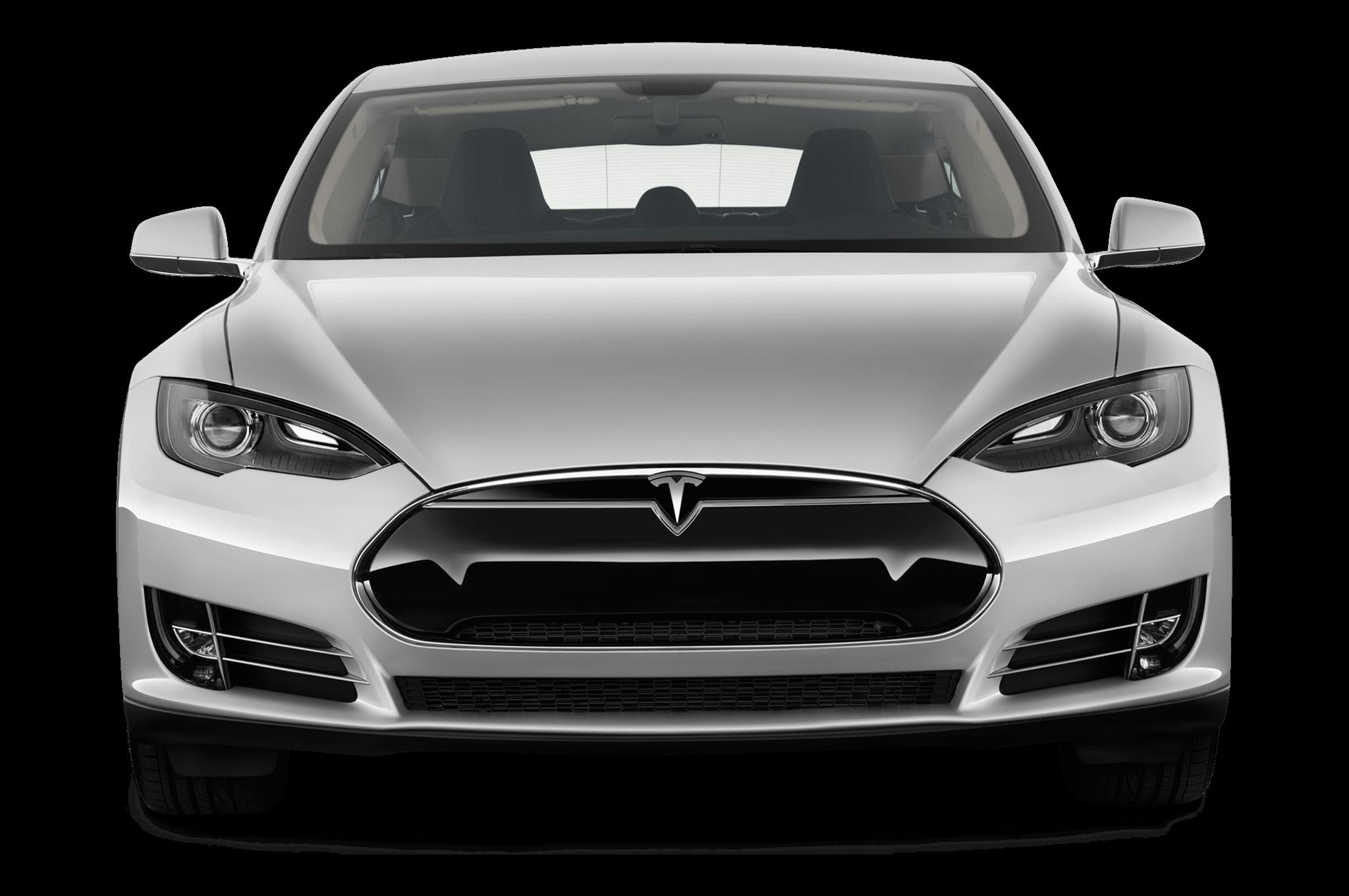 Tesla car clipart jpg freeuse library Tesla Model S Front transparent PNG - StickPNG jpg freeuse library