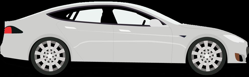 Tesla car clipart clip art freeuse download A Brief History Of Tesla Motors   Jacit Ltd, Web Design & Digital ... clip art freeuse download