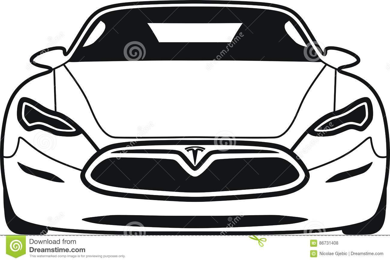 Teslas clipart png black and white download Tesla clipart 1 » Clipart Portal png black and white download
