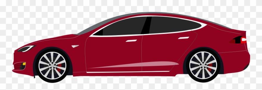 Teslas clipart image free download Tesla Model X Clipart - Tesla Model S Clip Art - Png ... image free download