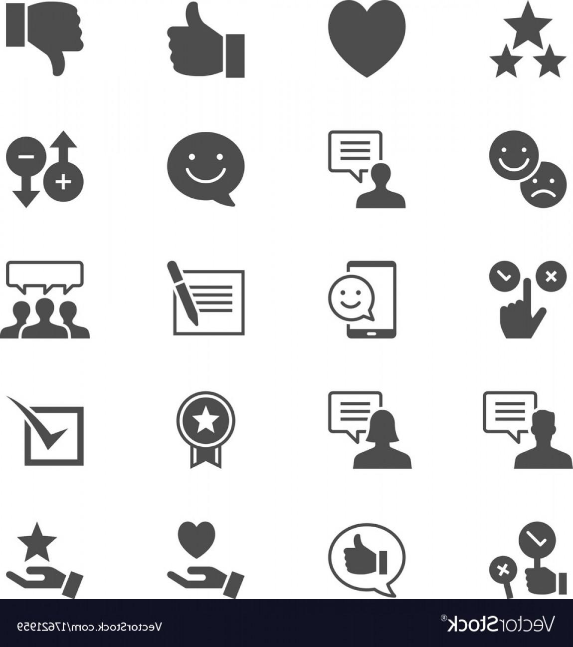 Testimonials icon clipart clip library download Review Icons Vector | HandandBeak clip library download