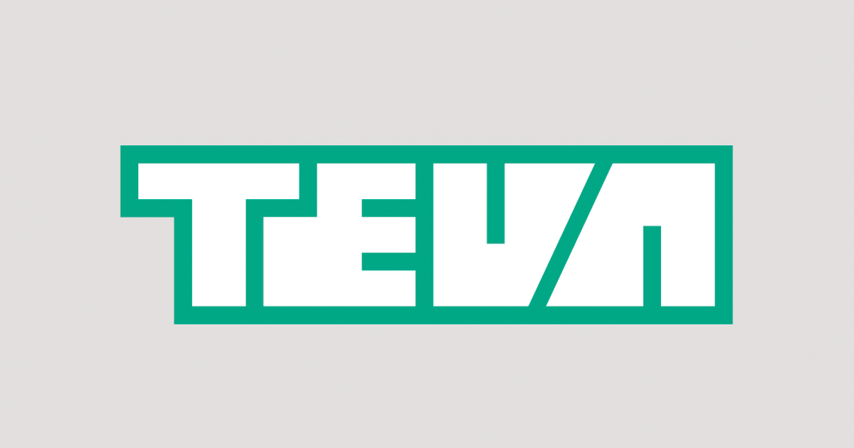 Teva logo clipart banner free library Why Teva Pharmaceutical Industries, MercadoLibre, and XL ... banner free library