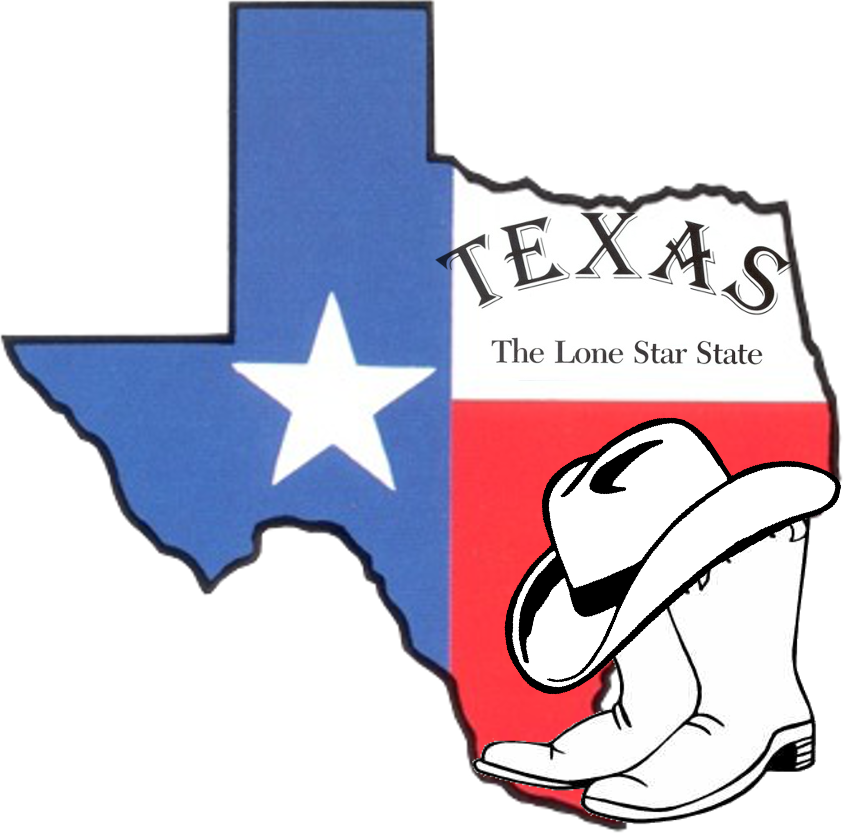 Texas back the blue cliparts graphic library library Outline Of Texas   Free download best Outline Of Texas on ... graphic library library