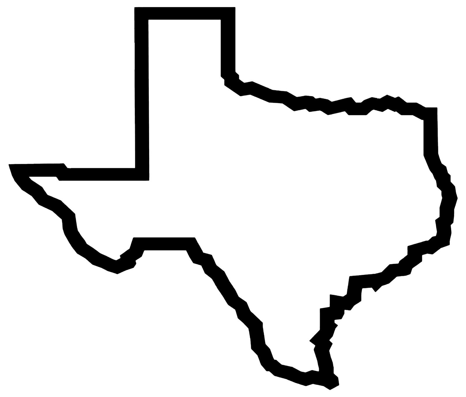 Texas clipart picture free library Texas outline clipart free clipart images 3 | Wildcard ... picture free library