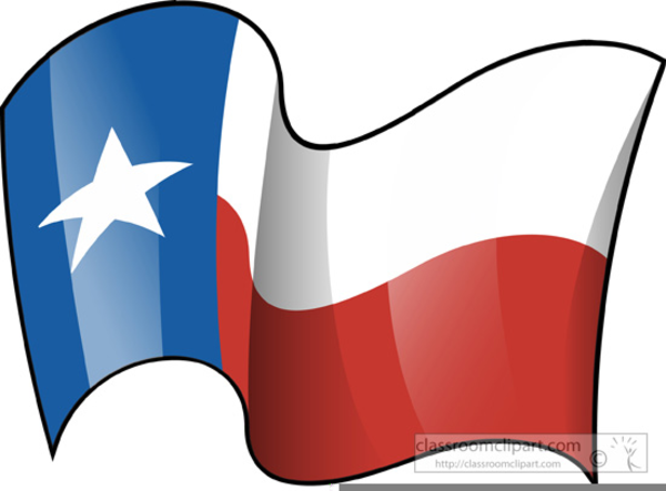 Texas flag clipart png free stock Animated Texas Flag Clipart   Free Images at Clker.com ... png free stock
