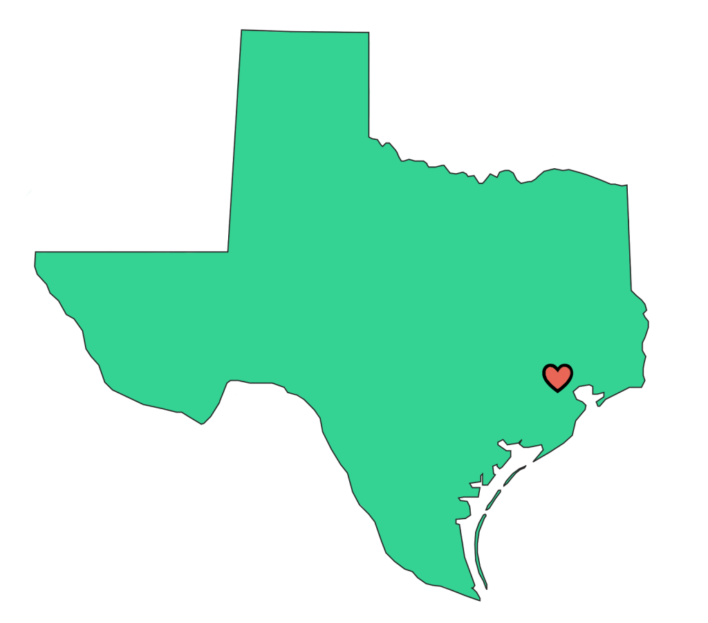 Texas heart clipart image freeuse library About Us - Haven For Homes image freeuse library