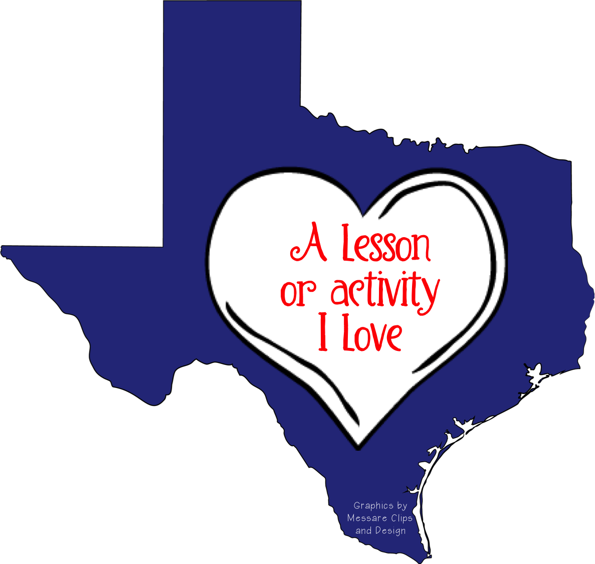 Texas heart clipart svg transparent download The Routty Math Teacher: Deep in the Heart of Texas Blog Hop svg transparent download