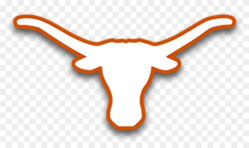Texas longhorns ncaa football white helmet logo clipart png freeuse stock Texas Longhorns Football , Png Download - Ut Longhorn Logo ... png freeuse stock