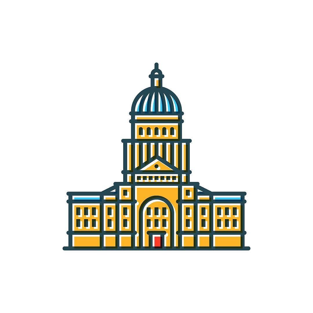 Texas state capitol clipart banner Austin Texas State Capitol #funfact The Texas State Capitol ... banner