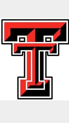 Texas tech clipart banner black and white Texas Tech Logo Clipart | Free download best Texas Tech Logo ... banner black and white