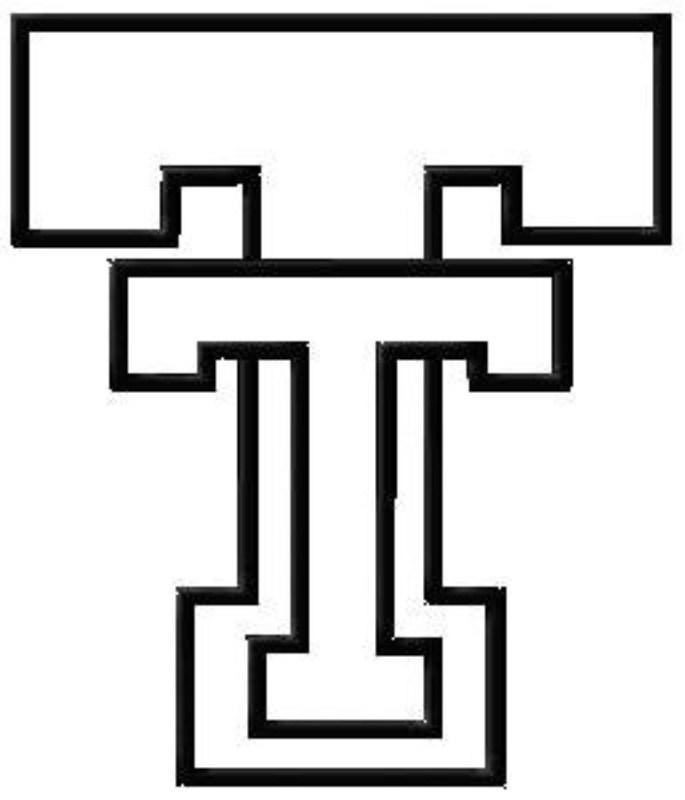 Texas tech clipart clip stock Texas tech clipart 4 » Clipart Portal clip stock