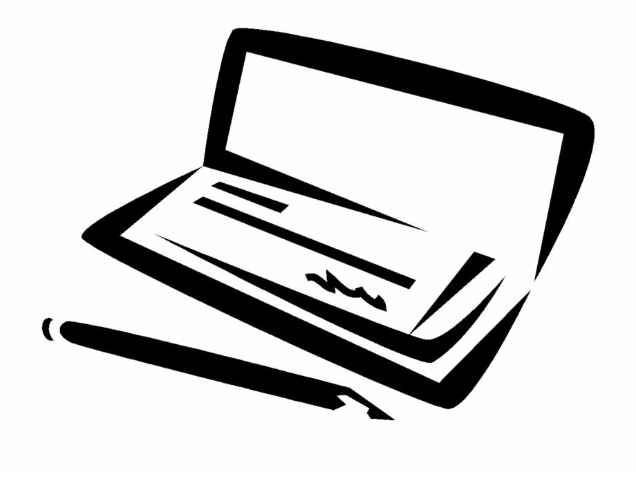 Text book check in clipart image free Checkbook Clipart - Check Book Clip Art, Transparent Png ... image free