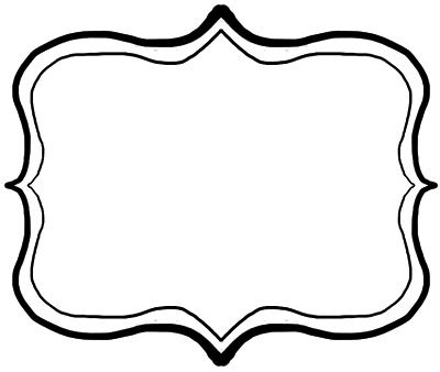 Text box clipart border picture freeuse download Decorative Clipart Text Box ~ Frames ~ Illustrations ~ Hd ... picture freeuse download