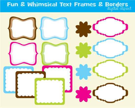 Whimsical clipart text boxes vector black and white stock Free Text Cliparts, Download Free Clip Art, Free Clip Art on ... vector black and white stock