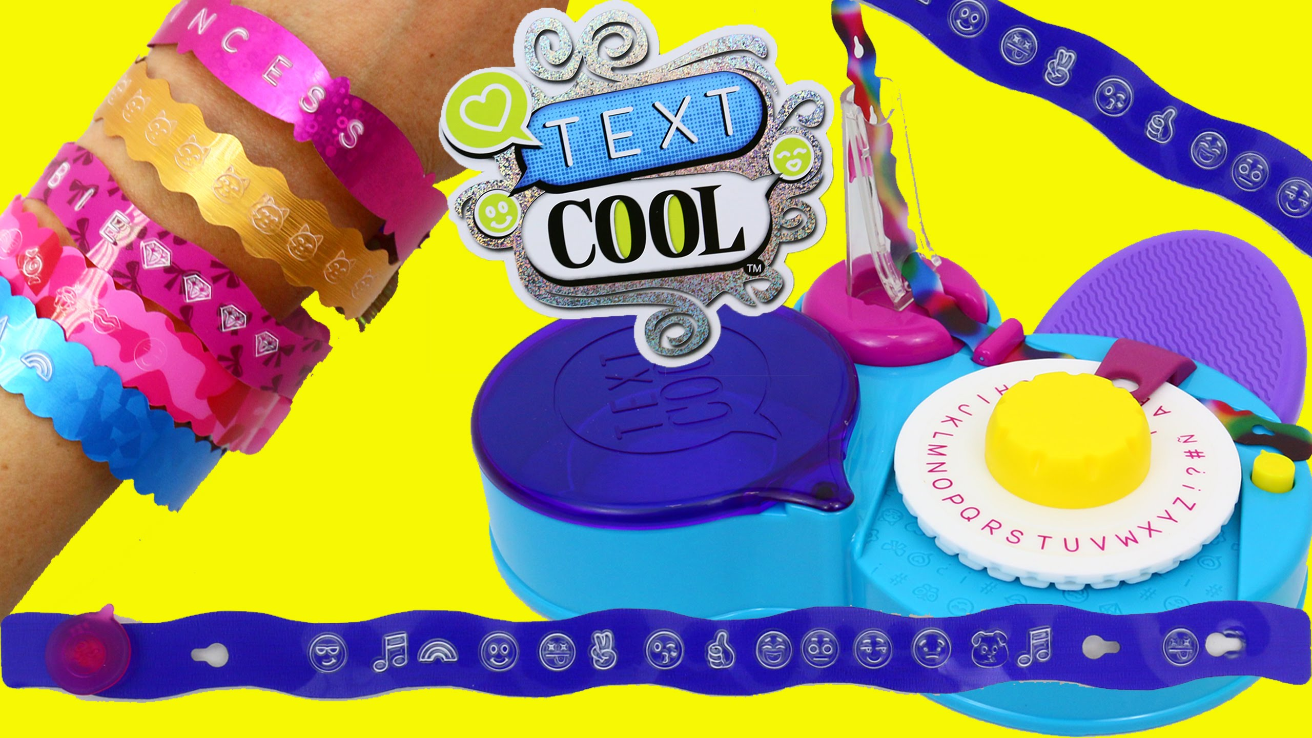 Text clipart creator clip freeuse stock Text Cool Bracelet Maker Jewelry Crafts & Fun Label Maker Toy ... clip freeuse stock