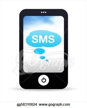 Text message clip art jpg royalty free stock Text Message Cell Phone Clip Art – Clipart Free Download jpg royalty free stock
