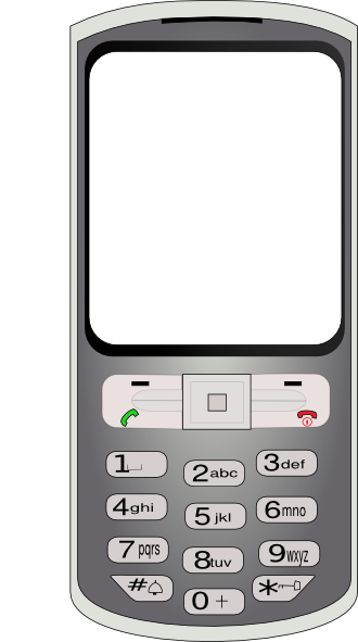 Text message clipart image download Sms Phone Background Clip Art at Clker.com - vector clip art ... image download