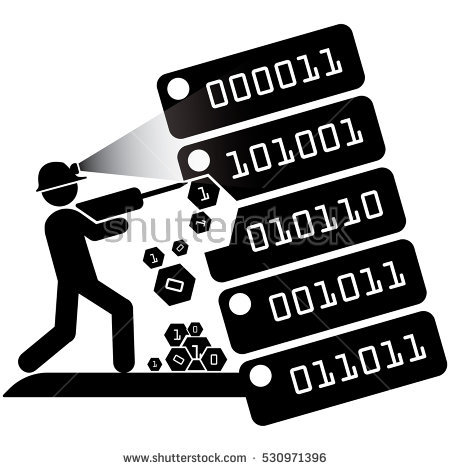 Text mining clipart jpg black and white stock Data mining clipart 8 » Clipart Station jpg black and white stock