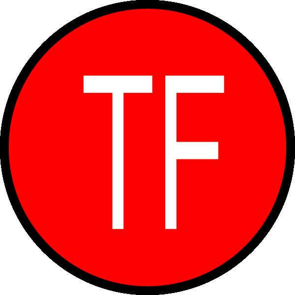 Tf logo clipart image download Tf Logo Clip Art at Clker.com - vector clip art online ... image download