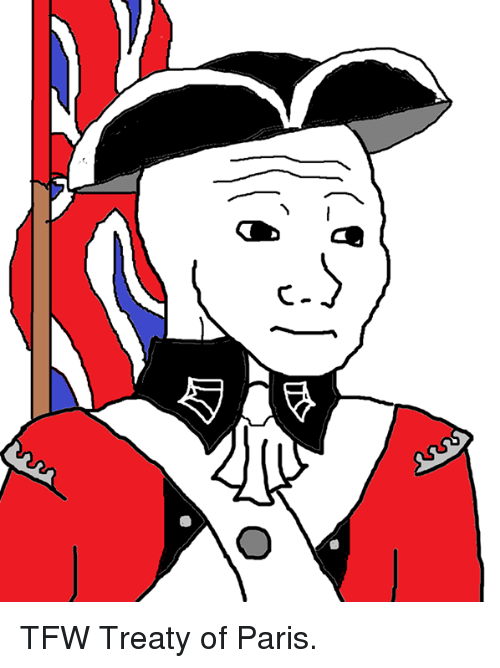 Tfw clipart image black and white download DAS TFW Treaty of Paris | TFW Meme on ME.ME image black and white download