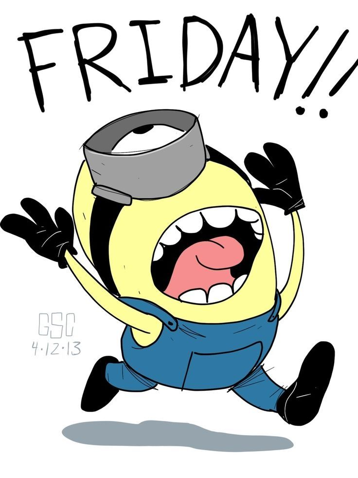 Tgif clipart pictures clipart library Tgif friday minion pictures photos and images for facebook ... clipart library