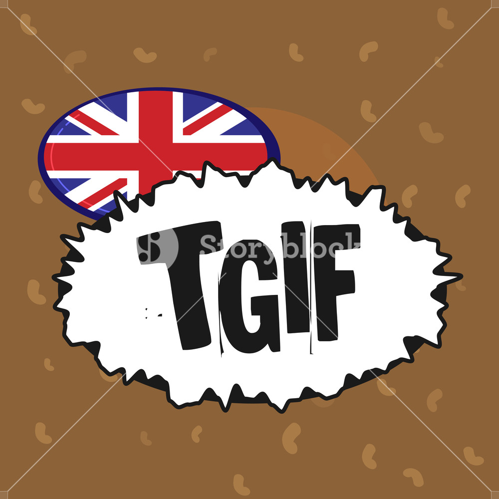 Tgif text clipart jpg freeuse download Conceptual hand writing showing Tgif. Business photo text ... jpg freeuse download