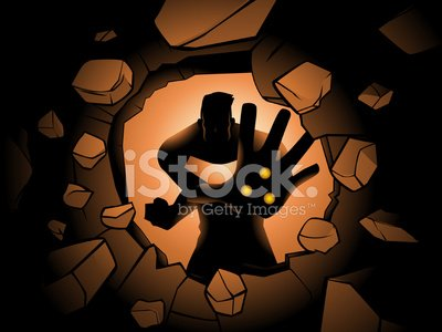 Th pictures of the hand punched the wall in clipart graphic transparent stock Superhero Punching Through A Wall premium clipart ... graphic transparent stock