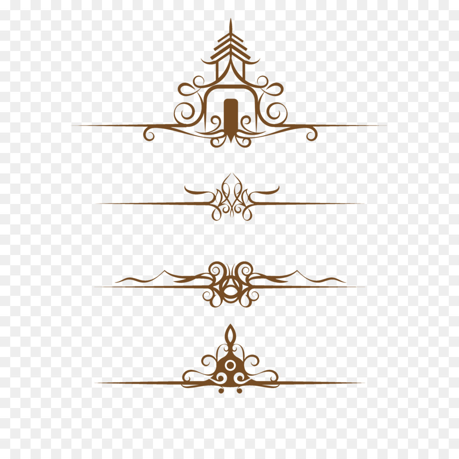 Thai style clipart picture freeuse Tree Symbol clipart - Thailand, Design, Illustration ... picture freeuse