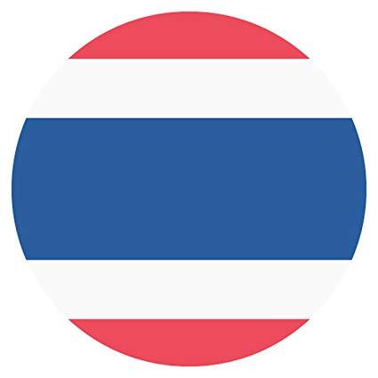 Thailand flag emoji clipart freeuse stock Flag for Thailand Emoji Metal Sign: Amazon.co.uk: Kitchen & Home freeuse stock