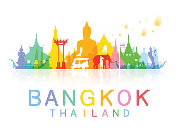 Thailand travel clipart graphic transparent stock Bangkok Thailand Travel. » Clipart Station graphic transparent stock