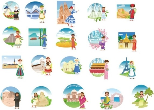 Thailand vector clipart vector black and white download Thailand free vector download (32 Free vector) for ... vector black and white download