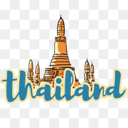 Thailand vector clipart image Thailand Vector PNG - Vector, Flower Vector, Thailand ... image