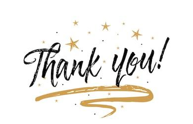 Thank you again clipart vector library stock Thank You! vector library stock