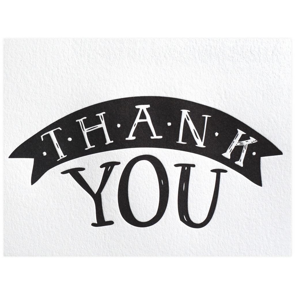 Thank you banner clipart graphic transparent stock Thank you black and white thank you banner clip art clip art ... graphic transparent stock
