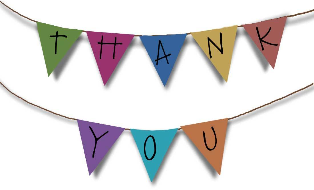 Thank you banner clipart svg freeuse stock Thank you banner clipart 3 » Clipart Portal svg freeuse stock