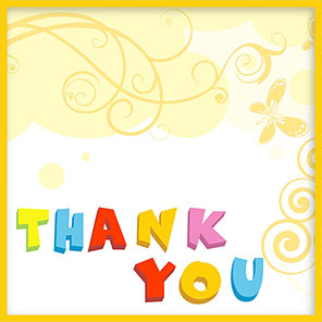 Thank you border clipart svg transparent library Free Thank You Borders - Thank You Border Clip Art svg transparent library